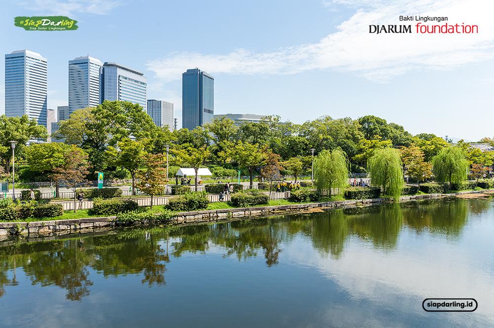 Kenalan Dengan Kota Hijau Atau Green City
