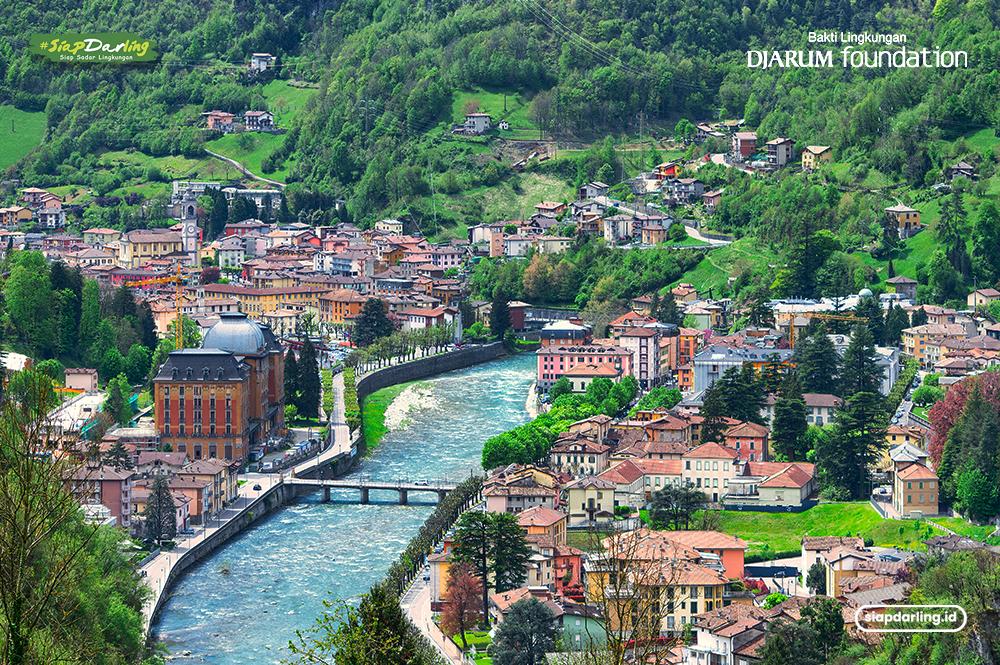 5 Sungai Terindah di Dunia, Bikin Pengen Nyebur!