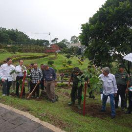 #siapdarling Hijaukan Kompleks Percandian Gedong Songo
