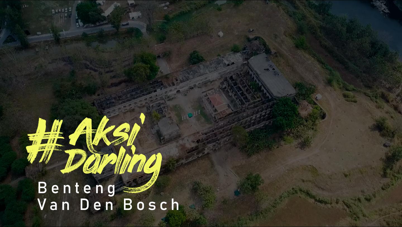 Aksi Darling Benteng Van Den Bosch